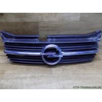 Решетка радиатора Opel Omega B, 90491397, 90459940, 90491919