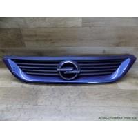 Решетка радиатора, Opel Vectra B, GM-90505723, 90505722