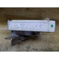 Дверной замок с приводом, задний левый, Ford Escort, 95AGA264A27DC, 93BG220A20BA