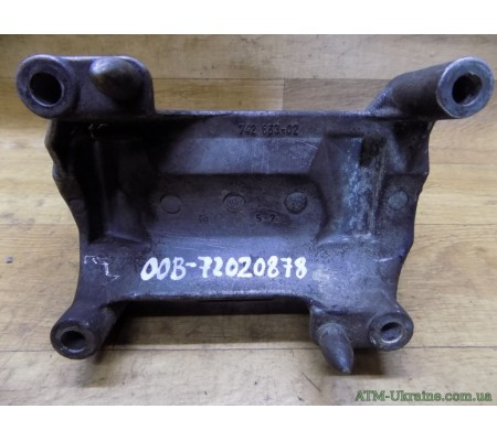 Опора двигателя, задняя, Opel Omega B, GM90495514