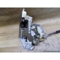 Механизм дверного замка с ручкой, задней левой двери, Ford Mondeo- 2, Mk-2, 96BGF26413CE