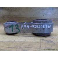 Подушка двигателя, задняя, Ford Mondeo-3, Мк-3, 1S716P082AF