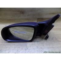 Зеркало заднего вида, боковое, левое, с электроприводом, Opel Omega B, 290699, 020399, 0815463, 010358, 010357, 230499