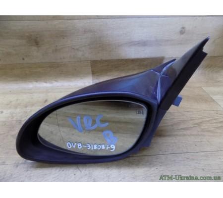 Зеркало заднего вида, боковое, левое, с электроприводом, Opel Vectra B, 010446, 0510411, L4059181