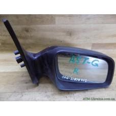 Зеркало заднего вида, боковое, правое, Opel Astra G, 259150, 061094, 010534