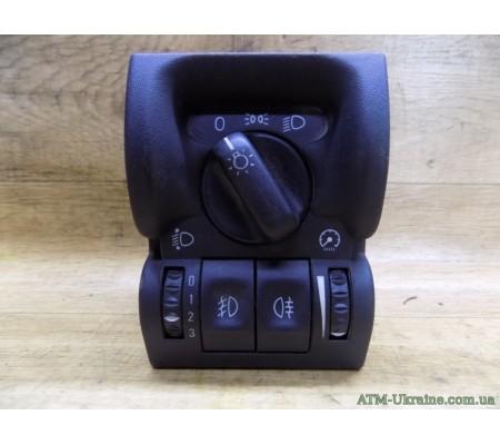 Блок света, Opel Vectra B, GM90504968, LC90569814