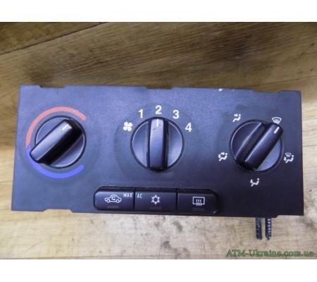 Блок управления печкой, Opel Astra G, GM90559839, 696580