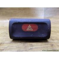 Кнопка управления аварийной сигнализацией, Opel Vectra B, 90565714, 90561384, 90457316, 09148278