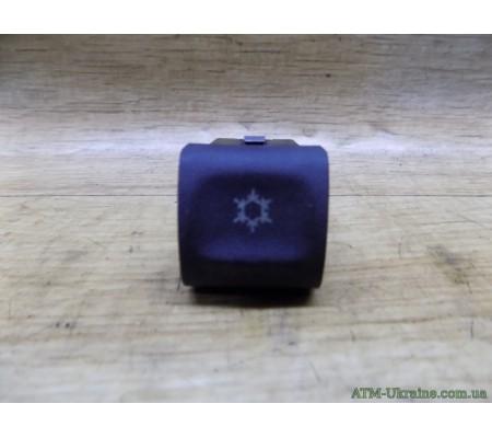 Кнопка включения кондиционера, Opel Omega В, Opel Vectra B, 90492932, 90494419