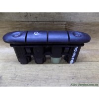 Кнопочный переключатель Traction control и подогрева сидений Ford Mondeo-2 MK-2, 97BG2C418OB