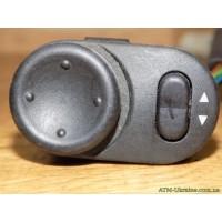 Кнопка управления электрическими зеркалами, Opel Omega B, 90494125