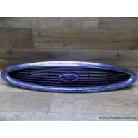 Радиаторная решетка Ford Mondeo-2, MK-2, 96BG 8200 CM, 96BG 8A133 ALW
