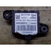 Блок управления Airbag, Opel Omega B, 2.0, 2.5, 3.0, седан/универсал, 09173204SH