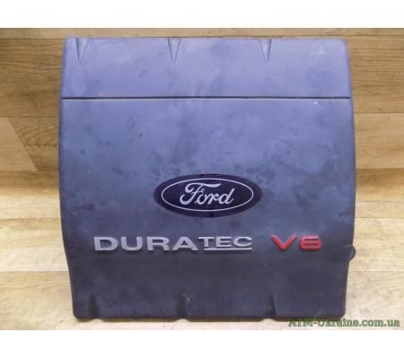 Накладка мотора декоративная, Ford Mondeo-3, Mk-3, 1S716A949BA