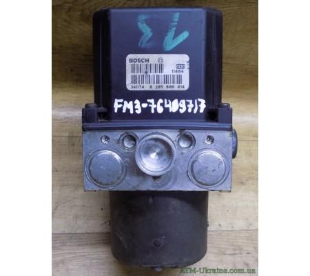 Блок управления ABS, Ford Mondeo-3, Mк-3, 0265222030, 3S712M110AA