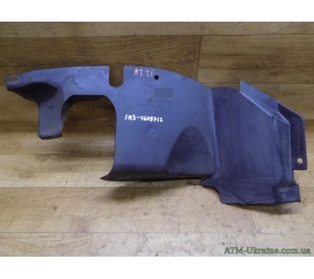 Защита/брызговик моторного отсека, пластик, Ford Mondeo-3, Mk-3, 1S716P013KA