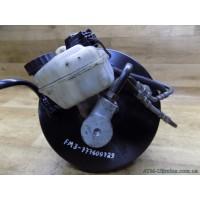 Усилитель вакуумный тормозов, Ford Mondeo-3, Mk-3, 2S712B195AD, 0204024585