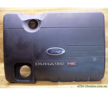 Накладка мотора декоративная, Ford Mondeo-3, Mk-3, 1S7G6A949AG