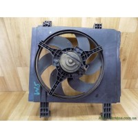 Вентилятор охлаждения под кондиционер Smart ForTwo, Smart 000 8576 V002, Smart 000 3436 V007