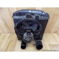 Радиатор охлаждения воздуха (интеркулер) Smart ForTwo, в сборе, 000 3007 V003, 000 3007 V005