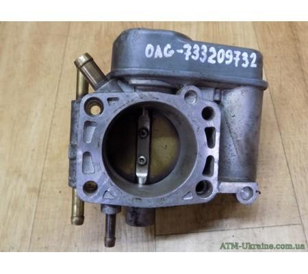 Заслонка дроссельная, Opel Astra G, Opel Vectra B, 1.4, 1.6, Delphi 2577983