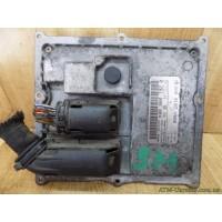 Блок управления двигателем ЭБУ, Smart, 0003107V006, Bosch 0261205004