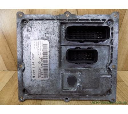 Блок управления двигателем ЭБУ, Smart, 0003107V007, Bosch 0261205005