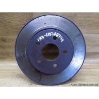Диск тормозной задний, Ford Mondeo-3, Mk-3
