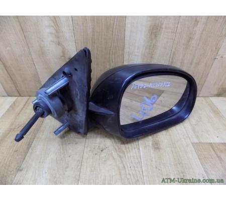 Зеркало заднего вида правое Peugeot 406