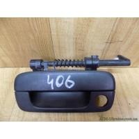 Ручка наружная, передняя левая Peugeot 406, 9621858677, FABI 7730/2