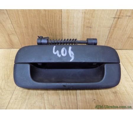 Ручка наружная, задняя правая Peugeot 406, 9621859277, FABI 7730/4