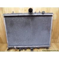Радиатор охлаждения Peugeot 406, BEHR 96.361.705.80 , 15.093.036.0F