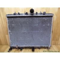Радиатор охлаждения Peugeot 406, 99000053, BEHR-HELLA 8MK 376 714-394