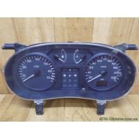 Щиток приборов Renault Clio 2, X65 STD EU BdG, P8200059763