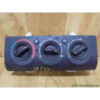 Панель (блок) управления комфортом Renault Clio 2, Valeo X65AC, 69520013, F665733, 8200147160, 69520003
