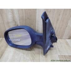 Зеркало переднее левое Renault Clio 2, 12343000, 7700435863, 7701471857