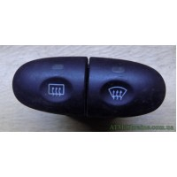 Кнопка обогрева переднего и заднего стекла Ford Mondeo 2 MK2 97BG18K574AC
