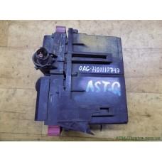 Блок управления вентилятором, Opel Astra G, 09131730