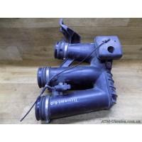 Резонатор воздушного фильтра (впускная труба) Opel Omega B, Opel Vectra B, V6, 009129989 , 90499170