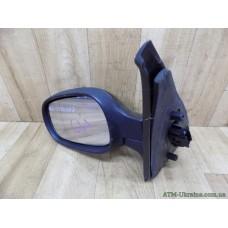 Зеркало левое, с электроприводом Renault Clio 2, 7700435863, 7701471857, 1234300, G 435863