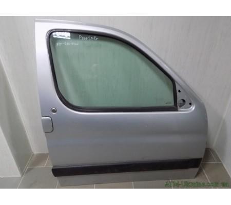Дверь передняя правая Peugeot Partner