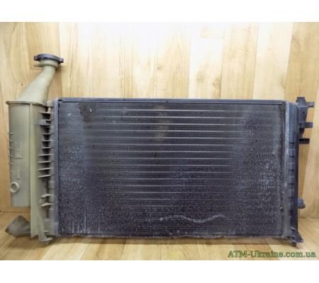 Радиатор охлаждения Citroen Berlingo, с объемом двигателя 1,4л., 9633072280, 866762
