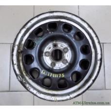 Диски R15, 5x100, ET-35, J-6, на Volkswagen G3, Passat (комплект)