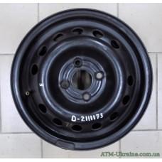 Диски R14, 4x100, ET-49, J-5.5, на Opel (1шт)