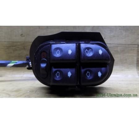 Блок кнопок стеклоподъемников, Ford Mondeo-2 , Mk-2, 97BG14A132AA