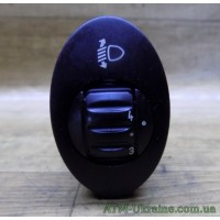 Кнопка управления корректора фар, Ford Escort, 95AG13K069AA