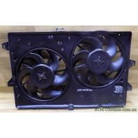 Вентилятор радиатора с диффузором, Ford Mondeo 3, 95BB8146BC
