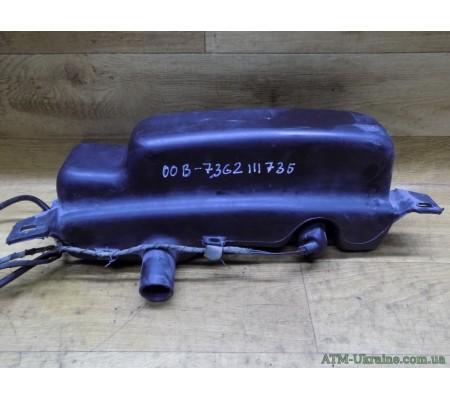 Бачок омывателя с моторчиком, Opel Omega В, GM FT0023935