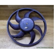 Вентилятор радиатора, Opel Corsa C, GM 24445190