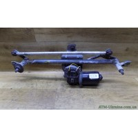 Механизм (трапеция) дворников, Opel Corsa C, GM 24441422